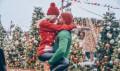 Новогодняя фотосессия на красной площади, Москва