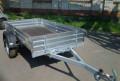 Автоприцеп мзса 817717 с ручкой опорного колеса, продажа мерседес спринтер с пробегом в россии, Поспелиха