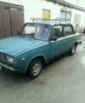 ВАЗ 2107, 2003, шкода октавия универсал скаут цена, Приморско-Ахтарск