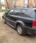SsangYong Rexton, 2006, мерседес а класс 2016, Люберцы
