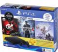 PlayStation 4 Slim 500GB Bundle + 3 Игры, Углич