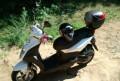 SYM Orbit 50, экипировка для дорожных мотоциклов, Углич