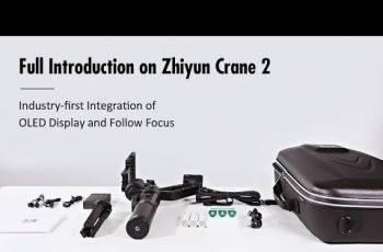 Zhiyun Crane 2 (v3) с Фоллоу Фокусом. Новые. Чек