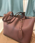 Сумка шоппер Burberry the Small reversible Tote, Руза
