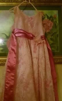 Платье 146 нарядное
