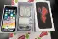 IPhone 6S 16GB Б/У Space Gray, Костомукша