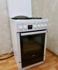 Газовая плита с электрической духовой Gorenje K553, Новошешминск