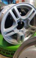 Диск литой УАЗ R16х7 5*139, 7 ET35 DIA108, 5 Патриот, диски ford explorer sport r20, Заречный