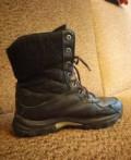 Кожаная зимняя обувь мужская размер 41, ботинки мужские patrol, Владимир