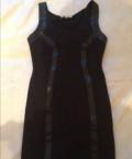 Женские спортивные топы купить, чёрное платье Waggon Paris S, Санкт-Петербург