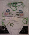 Новый белый купальник с вышивкой, одежда для девушек для никаха, Йошкар-Ола