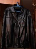 Куртка кожаная, натуральная, демисезонная, карнавальные костюмы цдм, Даниловка