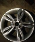 Диск литой, Hyundai ix35, 1 шт, 15 диски на ваз классика, Лобня