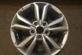 Литые диски нов. R16 Hyundai Creta Kia 52910-M0100, купить диски на рено сандеро степвей, Омск