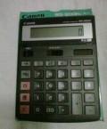Калькулятор Canon WS 1200H, Лиховской