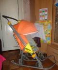 Продам детские санки-коляску ника7, Тольятти