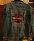 Зимняя куртка мужская bershka, harley-davidson джинсовая куртка, Голицино