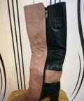 Обувь ручной работы шварц, сапоги осенние, Партизанск