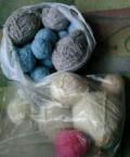 Пряжа для вязания, Пруды