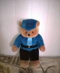 Медведь мягкая игрушка, Порхов