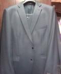 Мужские костюмы маркман, мужской костюм тёмно-синего цвета 54р, Иваново