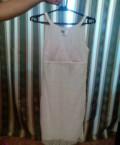 Женская одежда hugo boss, новое белое платье, Стрежевой