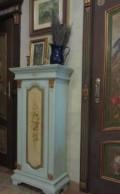 Комод расписной. Мебель из дерева под старину, Москва