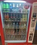 Торговый автомат по продаже напитков в бутылках, Суслово