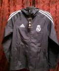 Ветровка Реал Мадрид, мужские спортивные костюмы хлопок интернет магазин недорого, Болгар