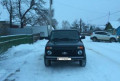 Bmw e36 кабриолет, lADA 4x4 (Нива), 2016, Токаревка