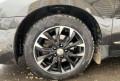 R-17 диски на Nissan Teana, колеса на авто из полиуретана, Москва