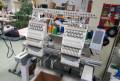 Вышивальная машина, 2х головочная, Ханты-Мансийск