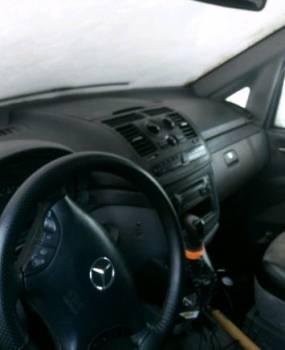 Mercedes-Benz Viano, 2004, купить ваз 2108 тюнингованный