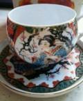 Чайная пара с ложечкой, Некрасовский