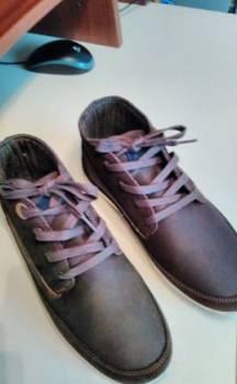 Тёплые сапоги на зиму мужские, продам ботинки