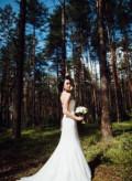 """Свадебное платье """"Dakota"""" от Aria di Lusso, купить платье большого размера артесса, Тарногский Городок"""