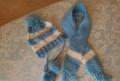 Майка, шапочка и шарф, Вычегодский