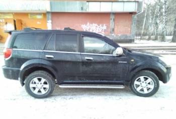 Новый форд фокус cuv, great Wall Hover, 2008