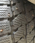 Шины размер Gislaved, зимняя резина на ниву 4х4 15 радиус шипованная, Алакуртти