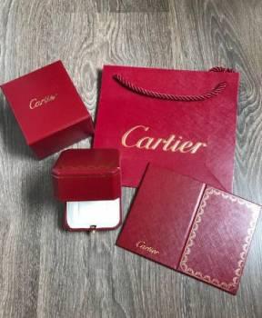 Коробка Cartier для кольца
