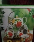 Сервиз чайный новый, Зольская