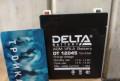 Акб батарея Delta DT12045 12V 4, 5Ah, Рошаль