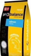 Корм ProBalance Immuno Salmon для кошек, Омск