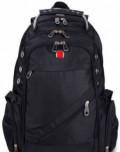 Рюкзак SwissGear 8810 чёрный (и другие цвета), Заречье