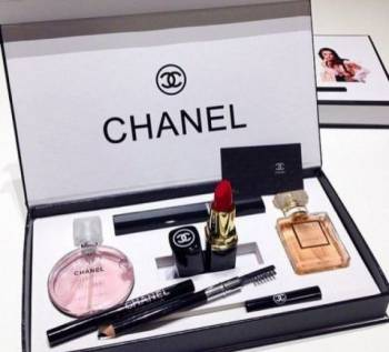 Набор Chanel Шанель 5 в 1