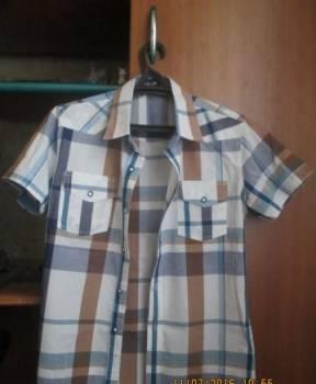 Толстовка supreme оригинальная, рубашка клетчатая