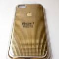 Чехол iPhone 7 Platina Gold Золотой силиконовый, Нижний Новгород