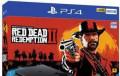 Sony PS4 игровая приставка + Red Dead Redemption 2, Дубовое