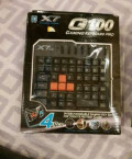 Игровая клавиатура x7 g100, Пестравка