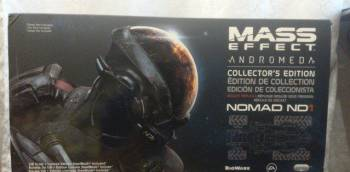 Mass Effect Andromeda Collectors Edition Nomad DC